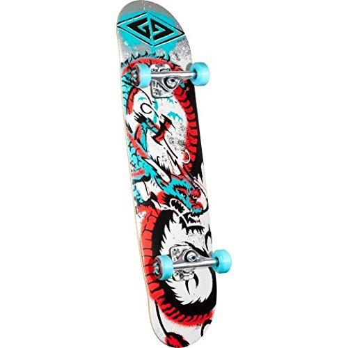安価 Powell Golden B00D4JW3H2 Dragon Powell-Peralta Loop Stencil Stencil Dragon 2 Complete Skateboard by Powell-Peralta B00D4JW3H2, 自転車通販 VIKING BIKE SHOP:fd367bf7 --- a0267596.xsph.ru