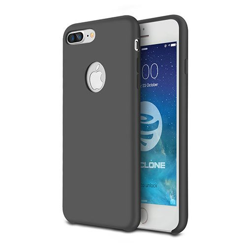 ocyclone-iphone-7-plus-liquid-silicone-case-magnetic-gloss-gel-rubber-non-slip-with-soft-microfiber-