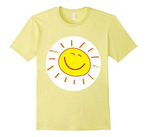 Halloween Care Bear (Mens Care Sunshine Bears Halloween Group Costume TShirts Medium Lemon)