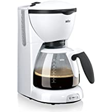Braun KF520 10-Cup Coffee Maker, 220-240 Volts (Non-USA Compliant) European Cord