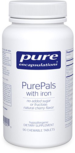 Pure Encapsulations Hypoallergenic Multivitamin Cognitive