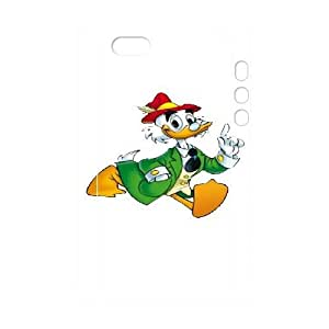 iphone5s Phone Case White Disney An Adventure In Color Character Ludwig Von Drake WQ5RT7437048