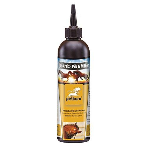 Pilz und Milben beim Pferd - Juckreiz durch Pilzbefall und Milbenbefall 100 ml