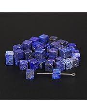 Mode Kleuren 4mm/6mm/8mm Vierkante Kralen Cube Natuursteen Kralen DIY Handgemaakte Edelstenen Kralen Voor Sieraden Maken Groothandel