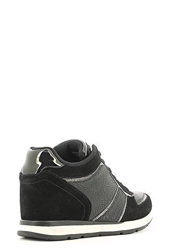 FLLCE3 SUE12 BLK.Sneaker laceon active.Black.41
