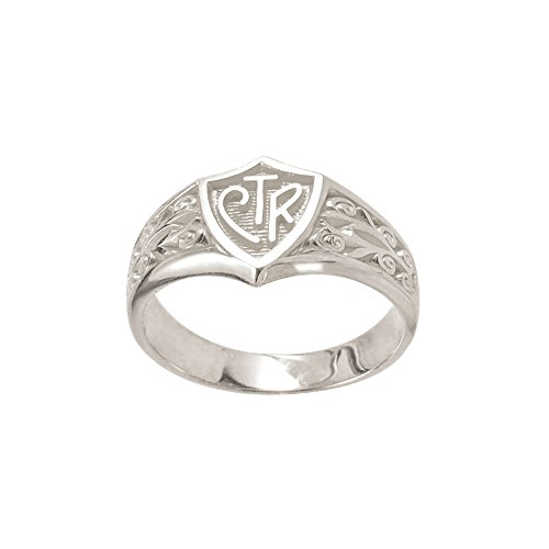 CTR RING Sterling Silver