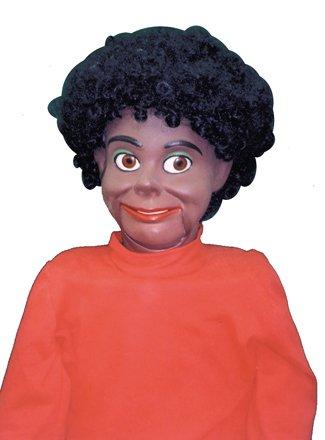 Ventriloquist Costume Male (Black Male Vent Figure)