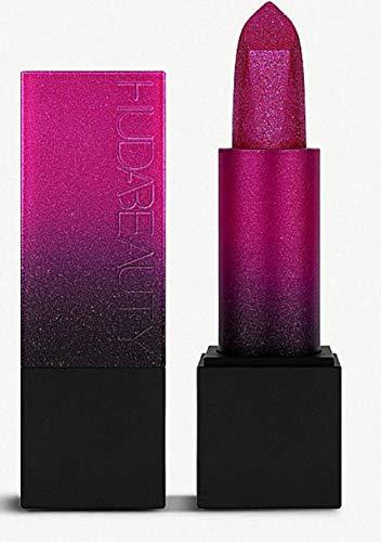 Exclusive New HUDA BEAUTY Power Bullet Metallic Lipstick Cake day XMAS 18 BLACK FRIDAY
