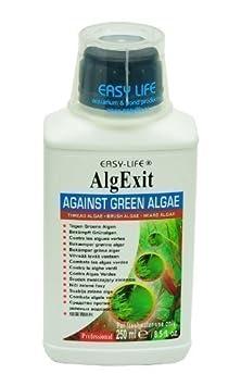 Antialgas verdes para acuario AlgExit, 250 ml - Elimina algas de hilo, de arbusto y de barba: Amazon.es: Productos para mascotas