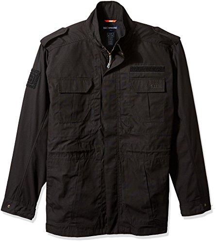 Lining M-65 (5.11 Men's Taclite M-65 Jacket, Black, X-Large)