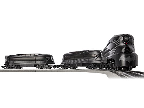 Lionel DC Comics Batman Phantom Train Set - O-Gauge