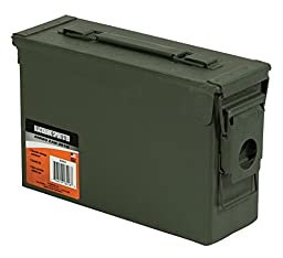 BLACKHAWK! Empty Ammunition Canister, Green, 30 Cal