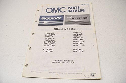 alog 30 & 35 Models QTY 1 (Omc Parts Catalog)