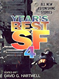 Year's Best SF 4: No. 4 (Year's Best Science Fiction)