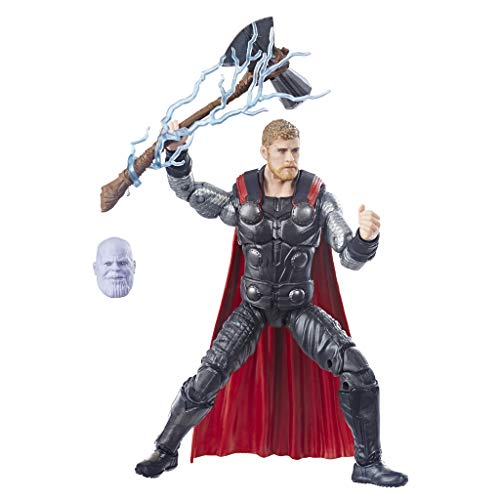 Marvel Legends Series Avengers Infinity War 6 Inch Thor