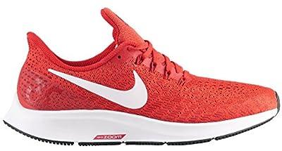 Nike Womens Air Zoom Pegasus 35 Running Shoes (9, University Red)