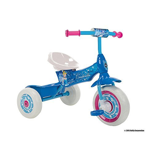 Girls' Cinderella Trike by By: Huffy (Huffy Tricycle)