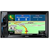 Clarion NX302E GPS Système de Navigation + Ecran Rétractable Europe Fixe, 16:9