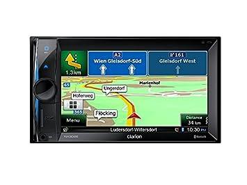 Clarion NX302E - Radio Monitor 6.2