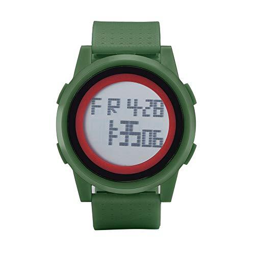 - Smartwatch for Kids 8-12,Men Women LED Digital Wrist Watch Waterproof Sport Thin Dial Men's Watch,Green