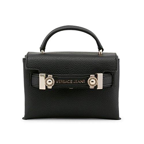 femme main noir Jeans à Versace sac Petit CqwTEIw