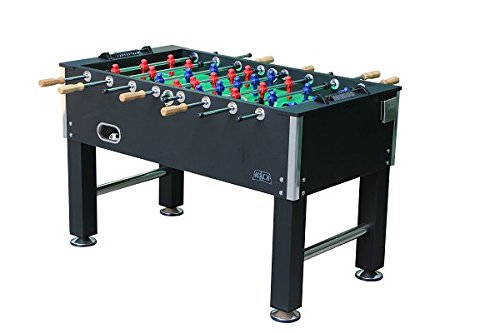 KICK Foosball Table Triumph Black, 55 In by KICK