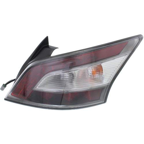 - Tail Light Compatible with NISSAN MAXIMA 2012-2014 RH Assembly