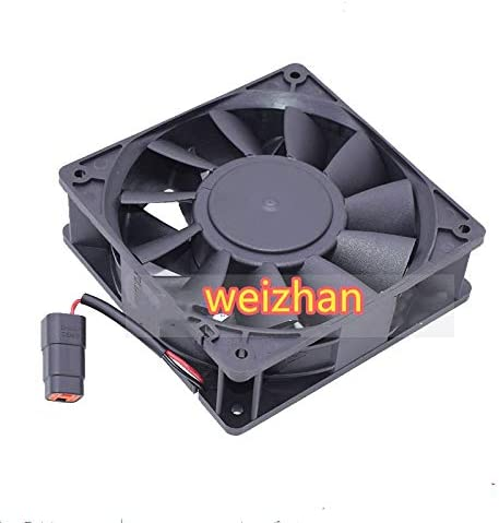 weizhan for Delta PFB1224GHE 12038 12CM 28V 1.20A 12012038mm 3-Wire Inverter Cooling Fan