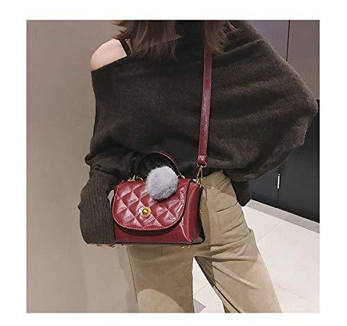 Lady cuoio Pu Borsa tracolla borsa Jtih® a Fashion diagonale con piccola 1d CzqtA