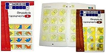 Mini-Arco Razonamiento - Olimpiada razonamiento 2: Amazon.es: Juguetes y juegos