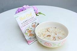 Thai Chef Instant Thai Jasmine Rice Salmom Porridge , (0.7oz. X 6).