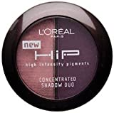 Cheap (2 Pack) L'Oreal Paris HiP Studio Secrets Professional Concentrated Shadow Duos, 518 Charisma, 0.08 Ounce