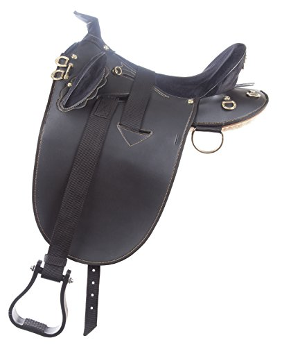 """UPC 614354012154, The Synthetic Trailmaster Black With Horn 16"""" Medium"""