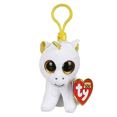 Holland Plastics Original Brand TY Beanie Boos Pegasus The Unicorn, Keyclip!: Toys & Games