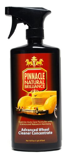 PINNACLE Advanced Wheel Cleaner Concentrate 16 oz.