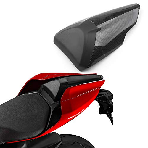 Bruce & Shark Rear Tail Solo Seat Cover Cowl Fairing For 15-18 Ducati 959 1299 Panigale Carbon