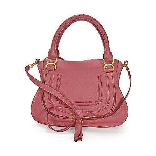 Chloe Marcie Medium Double Carry Bag - Magnolia Pink 3S0860-161-BBU