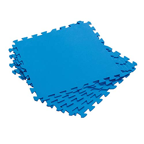 🥇 Bestway Flowclear Azulejos de protección del Suelo