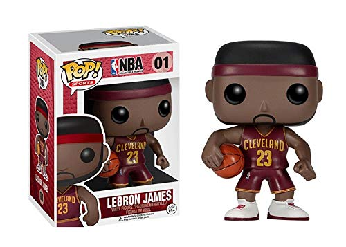Funko Pop NBA Lebron James Vinyl Figure