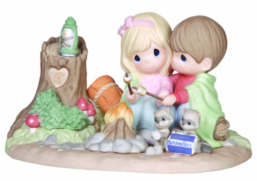 Precious Moments, You Warm My Heart, Bisque Porcelain Sculpture, Limited Edition, (Moment Limited Edition)