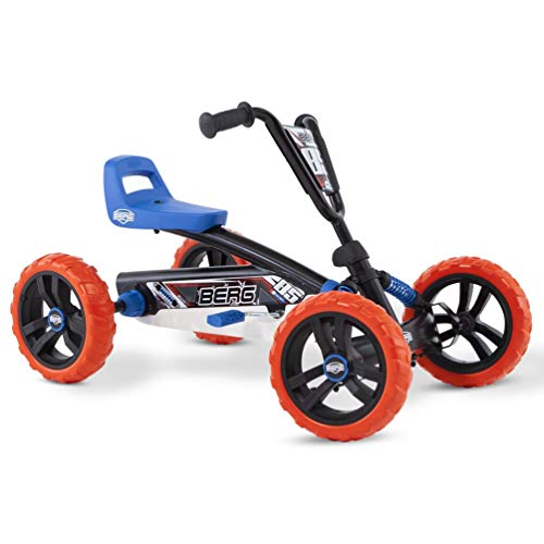 BERG Toys Buzzy Nitro Kids Pedal Go Kart for 2 to 5 Year Olds ()