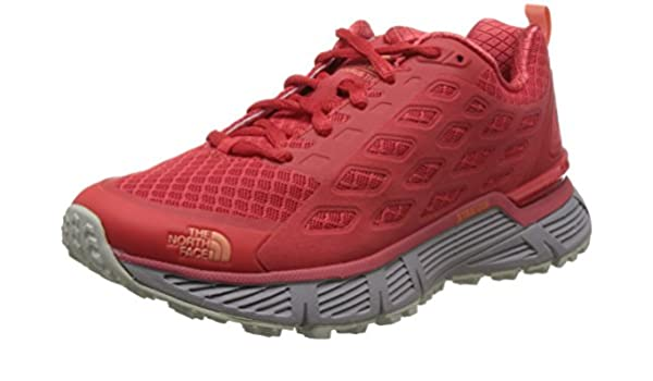 THE NORTH FACE W Endurus TR Juicyred/Desertflowerorng 39 EU (8 US ...