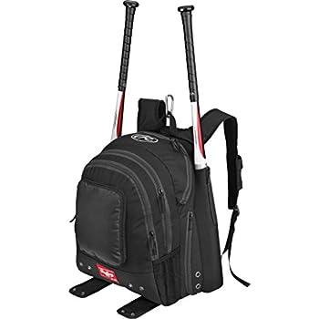 Rawlings Sporting Goods BKPK Backpack, Black