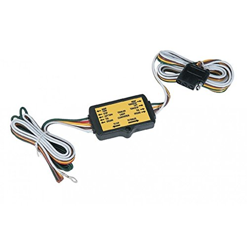 United Pacific 90620 Trailer Light Converter (5 to 4 Wires) ()