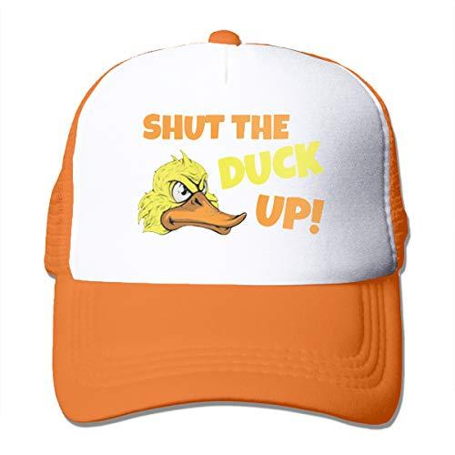 Jason Le Shut The Duck Up Unisex Solid Color CapTour Caps Ad