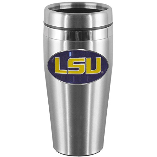 LSU Tigers Steel Travel Mug - Lsu Tigers Coffee Mug