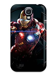 Christena Hakanson's Shop Best High Grade Flexible Tpu Case For Galaxy S4 - The Iron Man