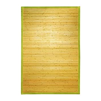 120x70x10 cm bamb/ù MonBeauTapis 712226/Solo Tappeto bamb/ù 120/x 70/cm Anice