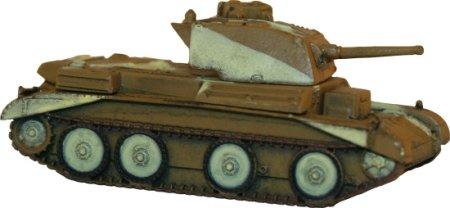 - Axis and Allies Miniatures: Cruiser Mk III A13 # 20 - Early War 1939-1941
