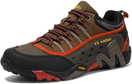 登山靴 クライミングシューズ メンズ レザースニーカー 本革 ハイキング トレッキング キャンプ アウトドア 遠足 防滑 旅行 通学 通勤 四季